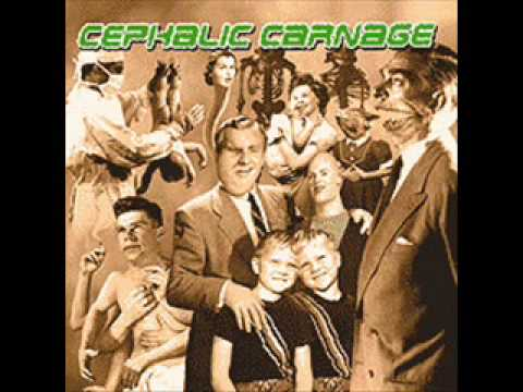 Cephalic Carnage - Observer To The Obliteration Of Planet Earth