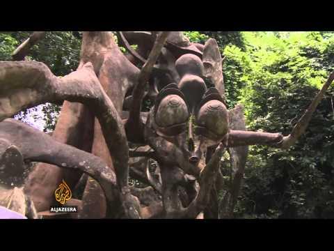 Nigeria sacred site under threat