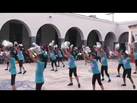 GIMNASIA RÍTMICA 2012 Colegio Nuestra Señora del Rosario