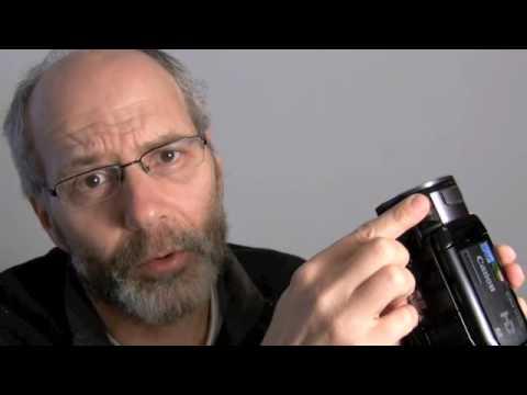Review: Canon Vixia HF S100