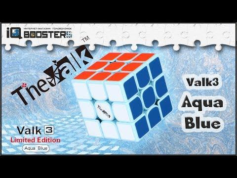 Valk3 Aqua Blue обзор | review Valk 3 Limited Edition