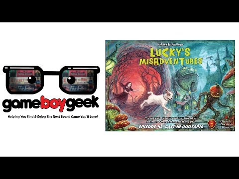 Lucky's Misadventures Preview with the Game Boy Geek