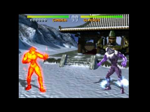 Killer Instinct Arcade HD 1080p