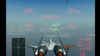 Ace Combat Zero: The Belkan War SP The Gauntlet