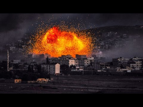 Uncut Chronicles: Kobani. Kurds vs ISIS (SEPT-OCT 2014)