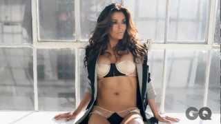 Eva Longoria GQ Mexico Sexy Backstage