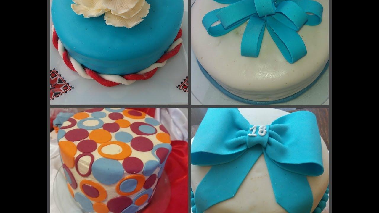 Мастика для торта рецепт в домашних условиях из сгущенки и