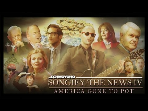 America Gone to Pot - Songify the News 4