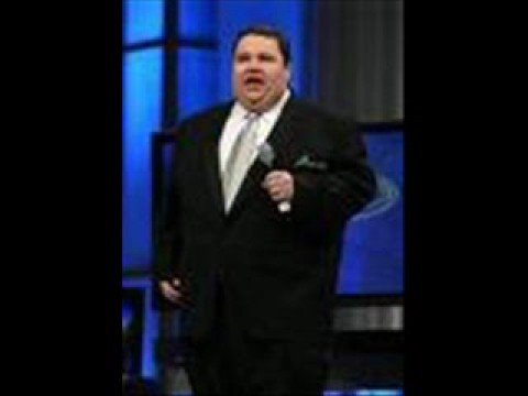 John Pinette - Disneyworld in August