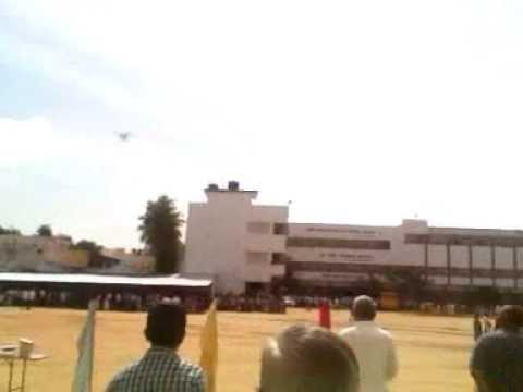 Sri Nehru vidyalaya coimbatore, RS Puram Un-manned aircraft..
