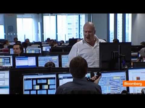 How to De-Stress on the Trading Floor