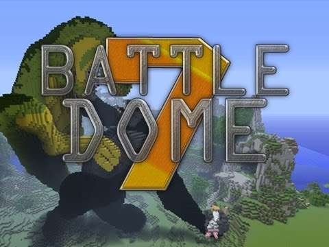 Minecraft: BATTLE-DOME 7! Part 3 - It's Hunting Season