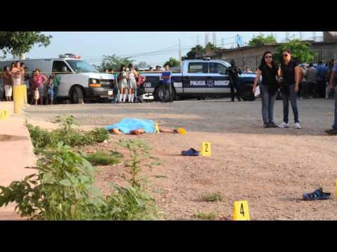Asesinan a un joven en Culiacán