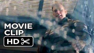 Captain America: The Winter Soldier Movie CLIP - Elevator (2014) - Chris Evans Movie HD
