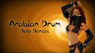 Arabian Drum Belly Dances with BENTO finger motion.