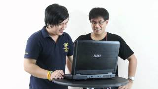 Review MSI GT60 Ivy Bridge Notebook Gaming by Notebookspec
