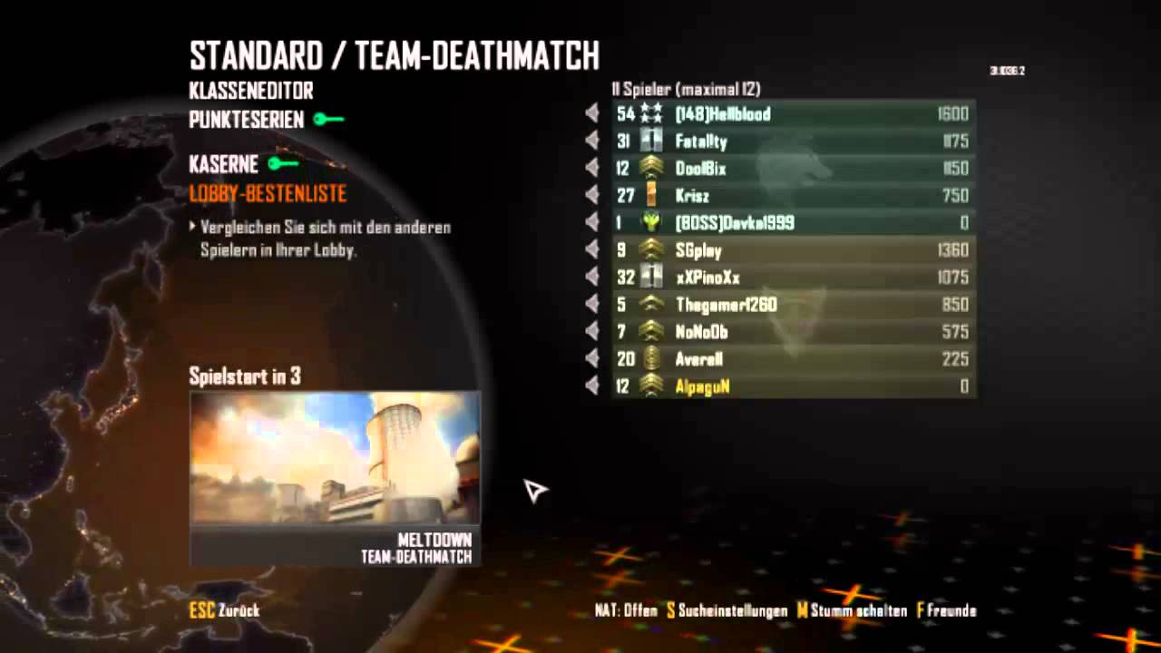 Black ops 2 slow matchmaking