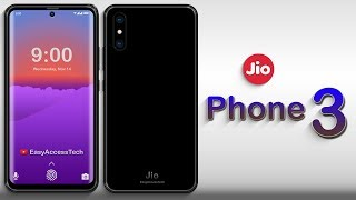 Jio Phone 3 - 32MP DSLR Camera, 5G, 6GB Ram, Price, Specs & Launch Date (Concepts)!