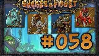 Shakes and Fidget #058 - Neuer Plan für den Level 1 Account? • Let's Play SFGame