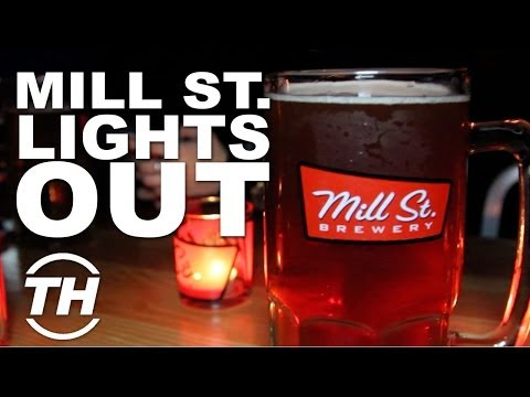 Mill St. Lights Out: Collaborative Eco-Friendly Breweries