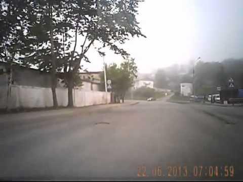 ДТП город Корсаков 22.06.2013