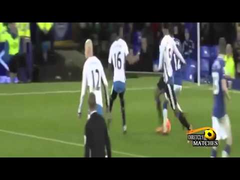 Everton vs Newcastle United 3 0 All Goals Highlights HD