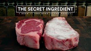 Best Way to Sear A STEAK (Using SECRET Ingredient) TESTED!
