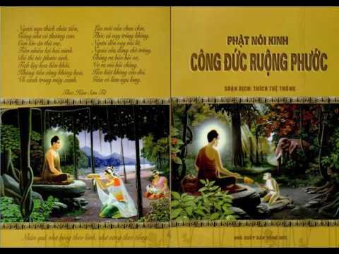 Phật Nói Kinh Công Đức Ruộng Phước