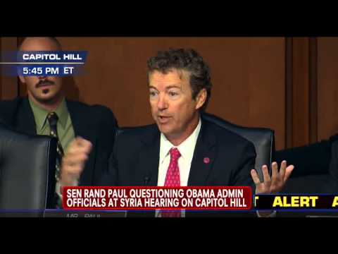 Rand Paul To John Kerry: