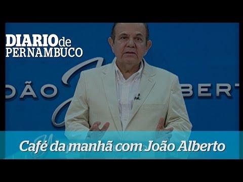 Caf� da manh� com Jo�o Alberto 19.09