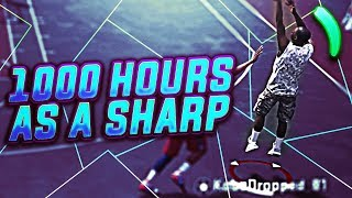 WHAT 1000 HOURS OF SHARP EXPERIENCE LOOKS LIKE! NBA 2K18
