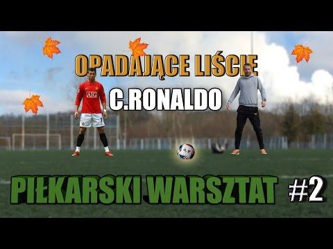 Cristiano Ronaldo I Jego KNUCKLEBALL - Piłkarski Warsztat #2