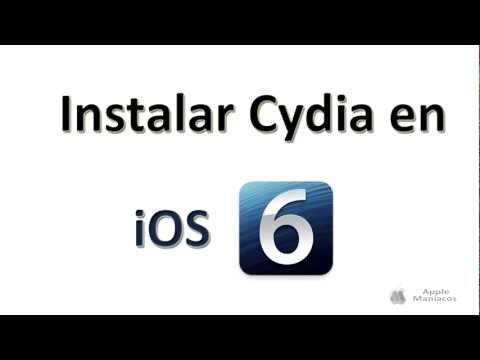 [Tutorial] Cómo instalar cydia en ios 6 (LEER DESCRIPCIÓN)