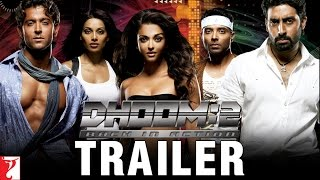Dhoom:2 (2006) - Official Trailer