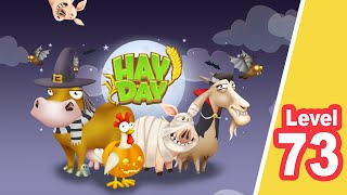 HAY DAY # 73: Halloween - Best Casual Games