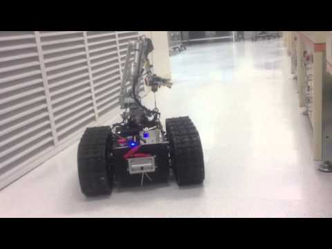 My EOD Robot Project
