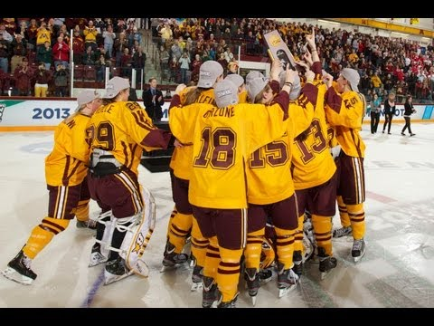 Highlights: Gopher Women's Hockey Wins Back-to-Back National Titles!