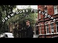 EUROPE TRAVEL VLOG  London, France, Monaco + Rome! ✈️ Imdrewscott