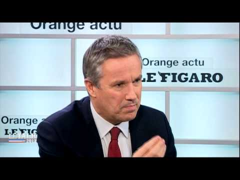 Le Talk : Nicolas Dupont-Aignan