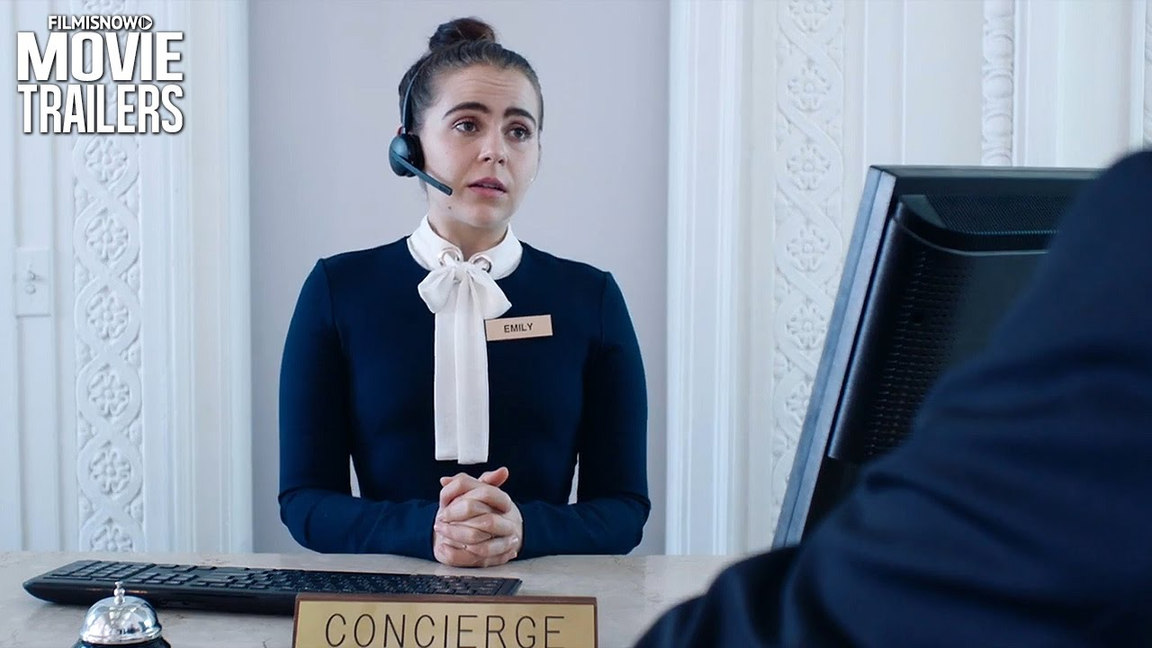Mae Whitman will soothe you in OPERATOR