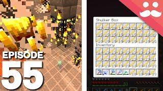 Hermitcraft 6: Episode 55 - Surprise BLAZE FARM