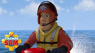 Fireman Sam New Episodes 2016 - The Regatta! ⚓ Ocean Rescue ⚓ PART 1