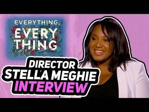 "ES Archive ""Everything, Everything"" Stella Meghie Interview"