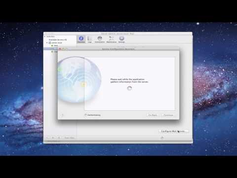 Mac OS 10.7 Lion Server Part 14: Mail Server