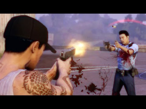SLEEPING DOGS - Passeio de Carro! (Definitive Edition PS4 Gameplay)