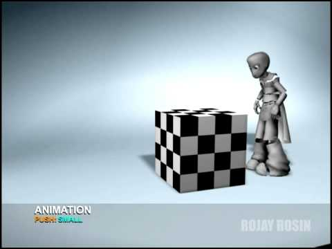 Animation Demo Reel 2009 - Rojay Rosin