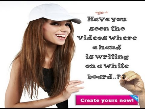 VideoScribe Whiteboard Doodle Animation Video Scribing Software