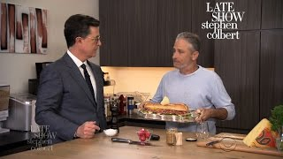 Jon Stewart Has A New Day Job
