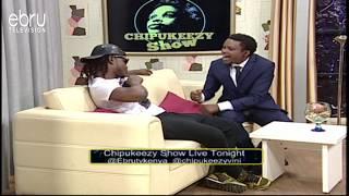 Timmy Dat And Boniface Mwangi On Chipukeezy Show (Full Eps )