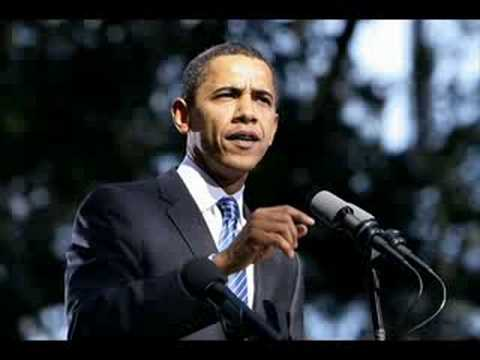 Barack Obama Stuttering Uh Montage